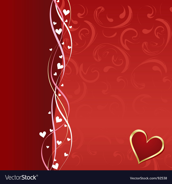 Valentine composition vector | Price: 1 Credit (USD $1)
