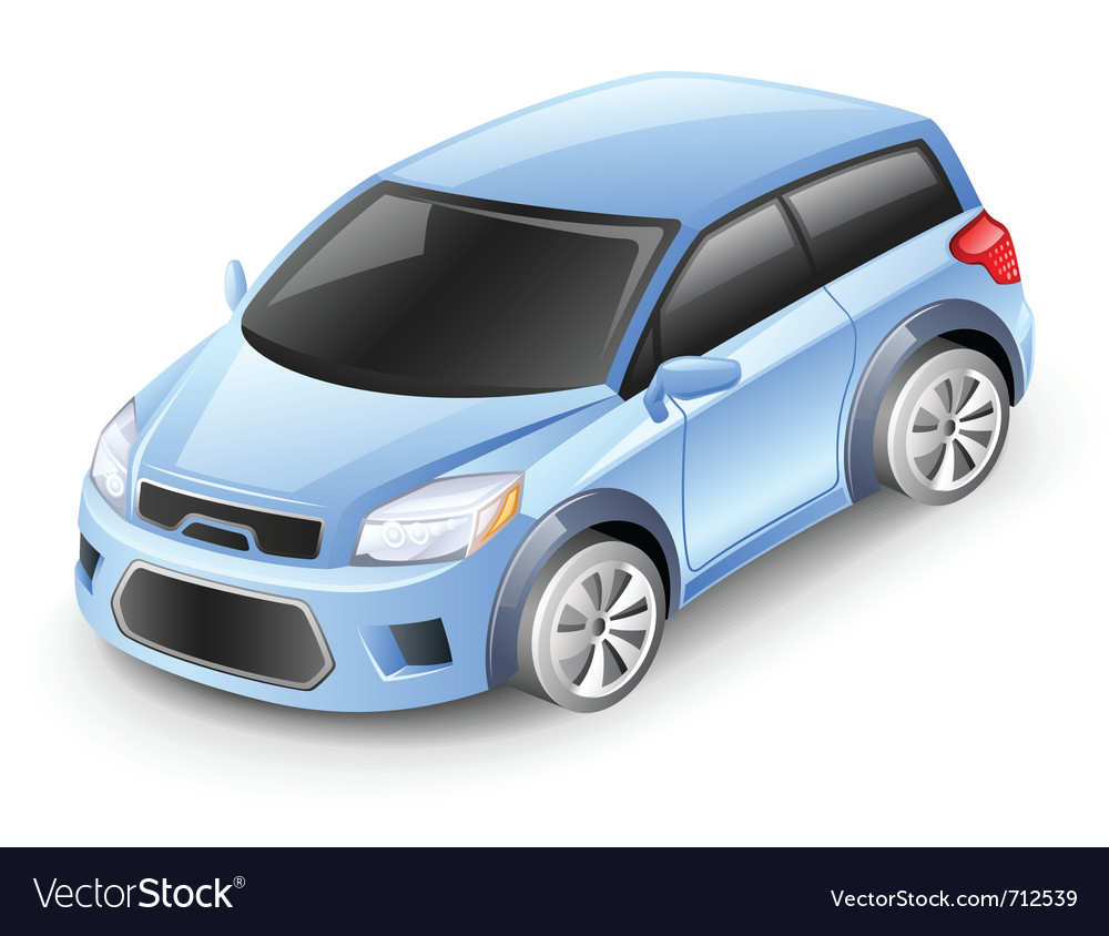 Car vector | Price: 3 Credit (USD $3)