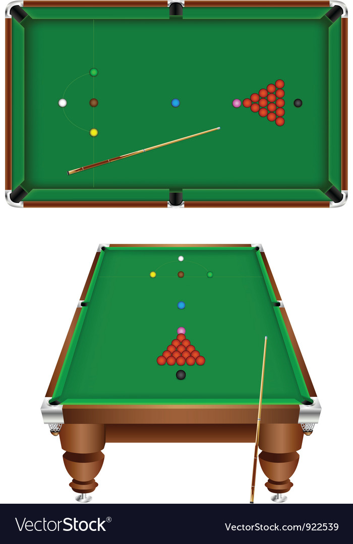 Snooker vector | Price: 3 Credit (USD $3)
