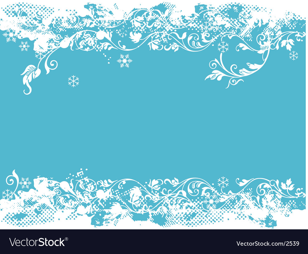 Teal christmas vector | Price: 1 Credit (USD $1)