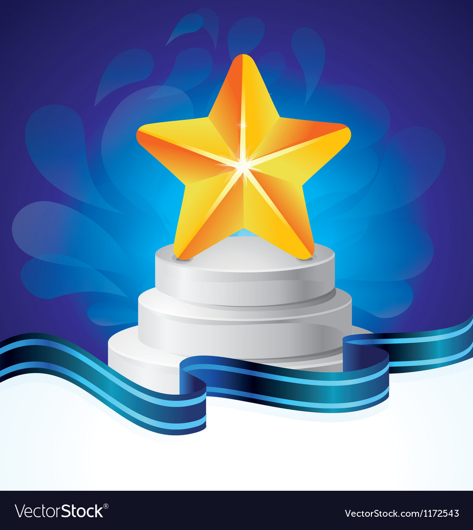 Award concept vector | Price: 1 Credit (USD $1)