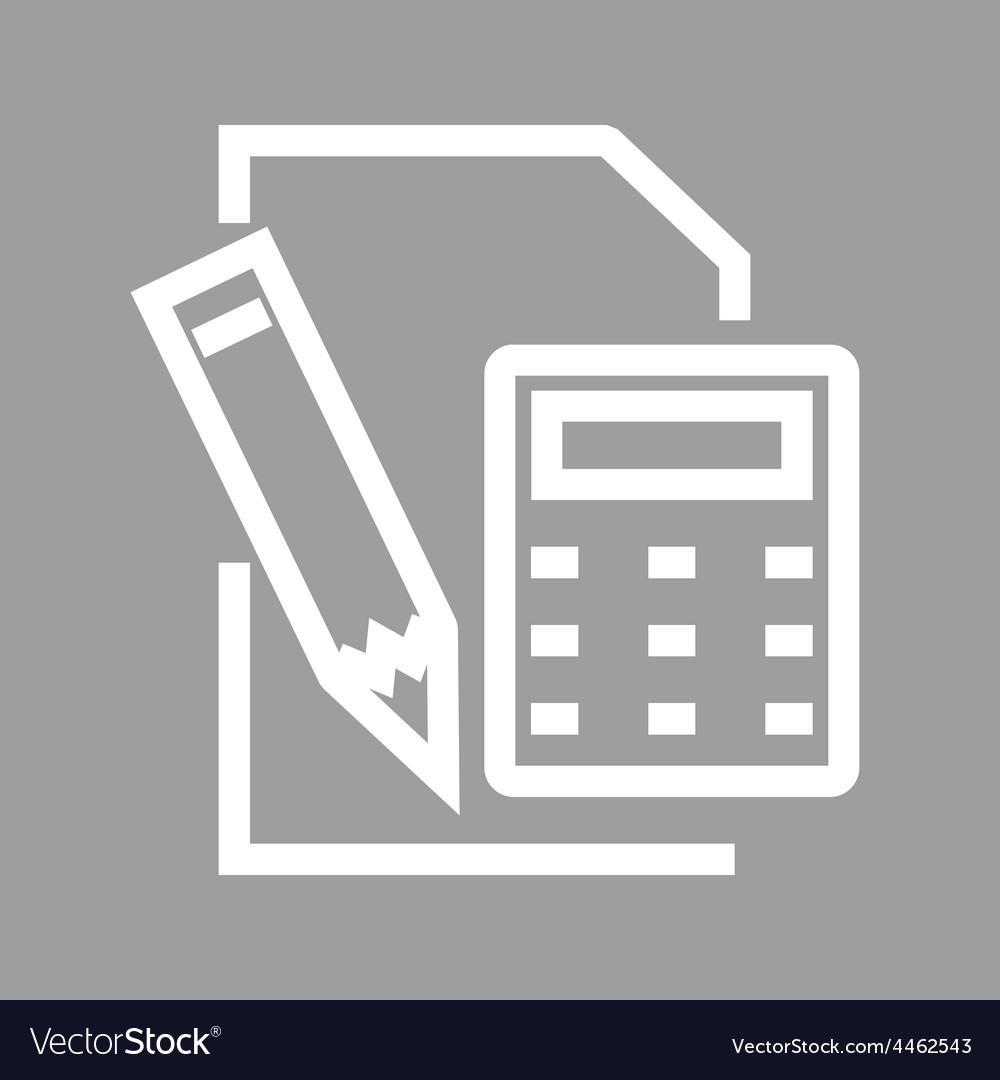Calculation vector | Price: 1 Credit (USD $1)