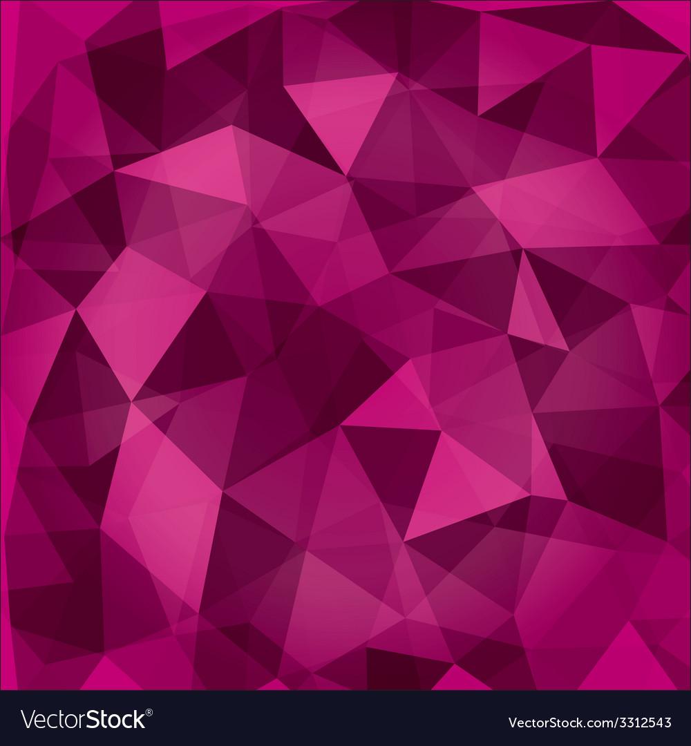 Modern design pink background vector | Price: 1 Credit (USD $1)