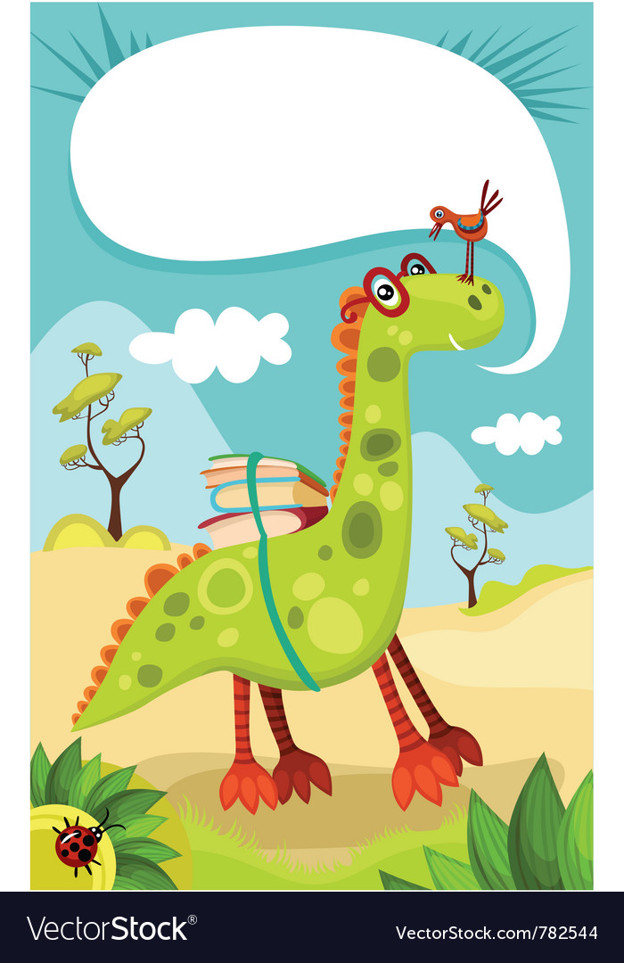 Dino vector | Price: 3 Credit (USD $3)