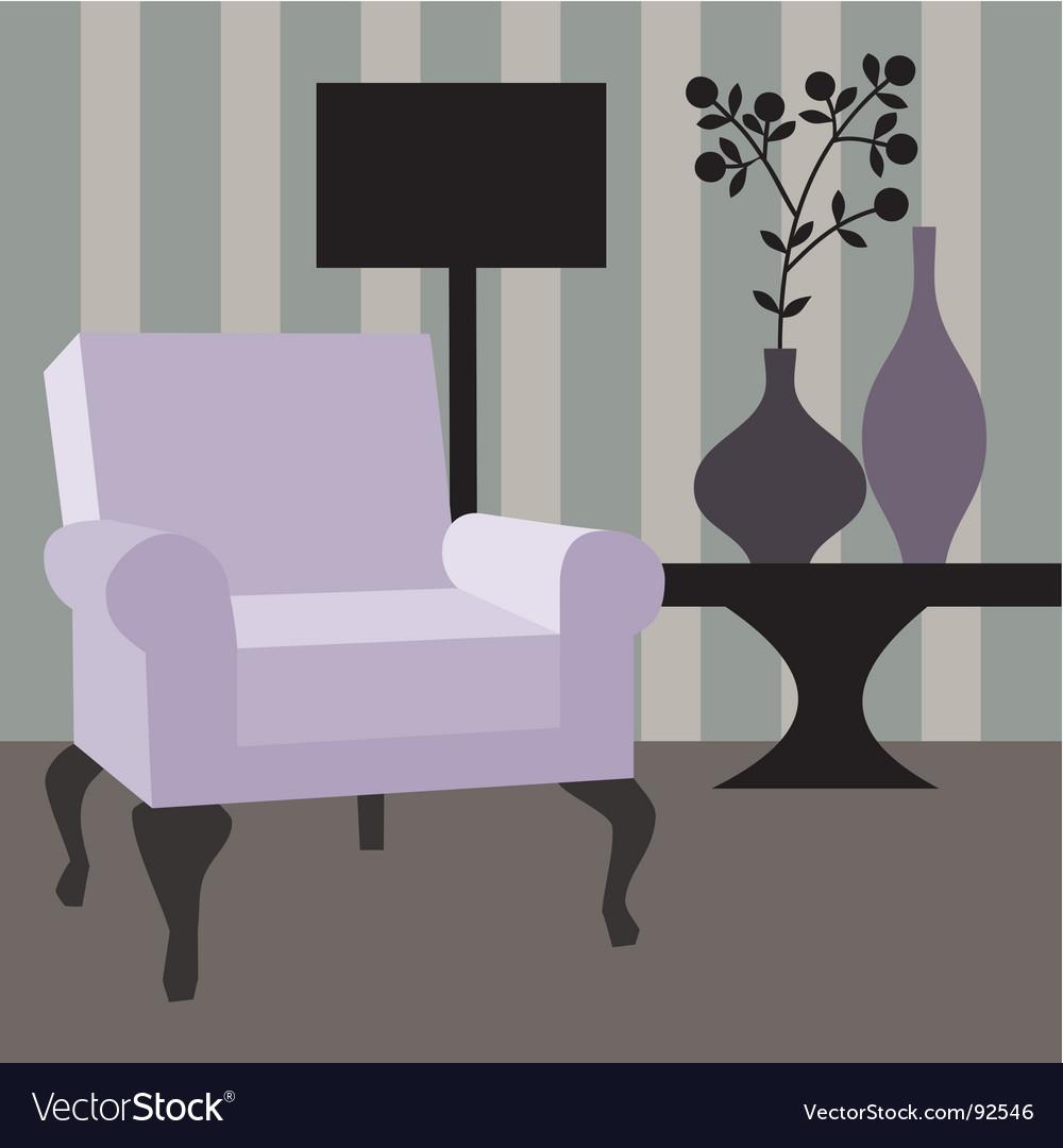 Armchair vector   Price: 1 Credit (USD $1)