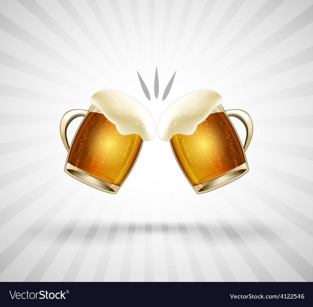 Cheers icon vector | Price: 1 Credit (USD $1)