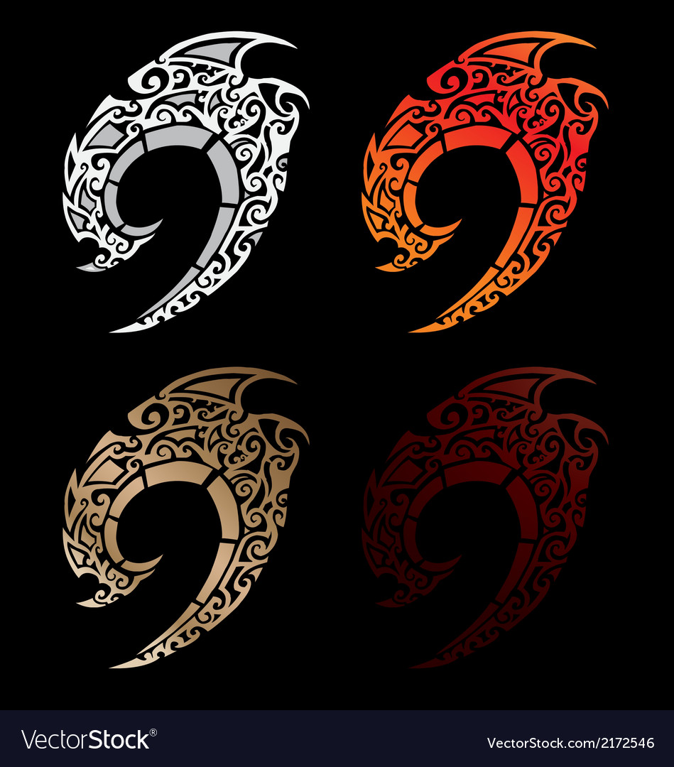 Fantasy swords set vector | Price: 1 Credit (USD $1)