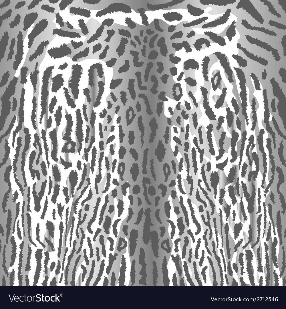 Leopard background animal texture fur safari vector | Price: 1 Credit (USD $1)