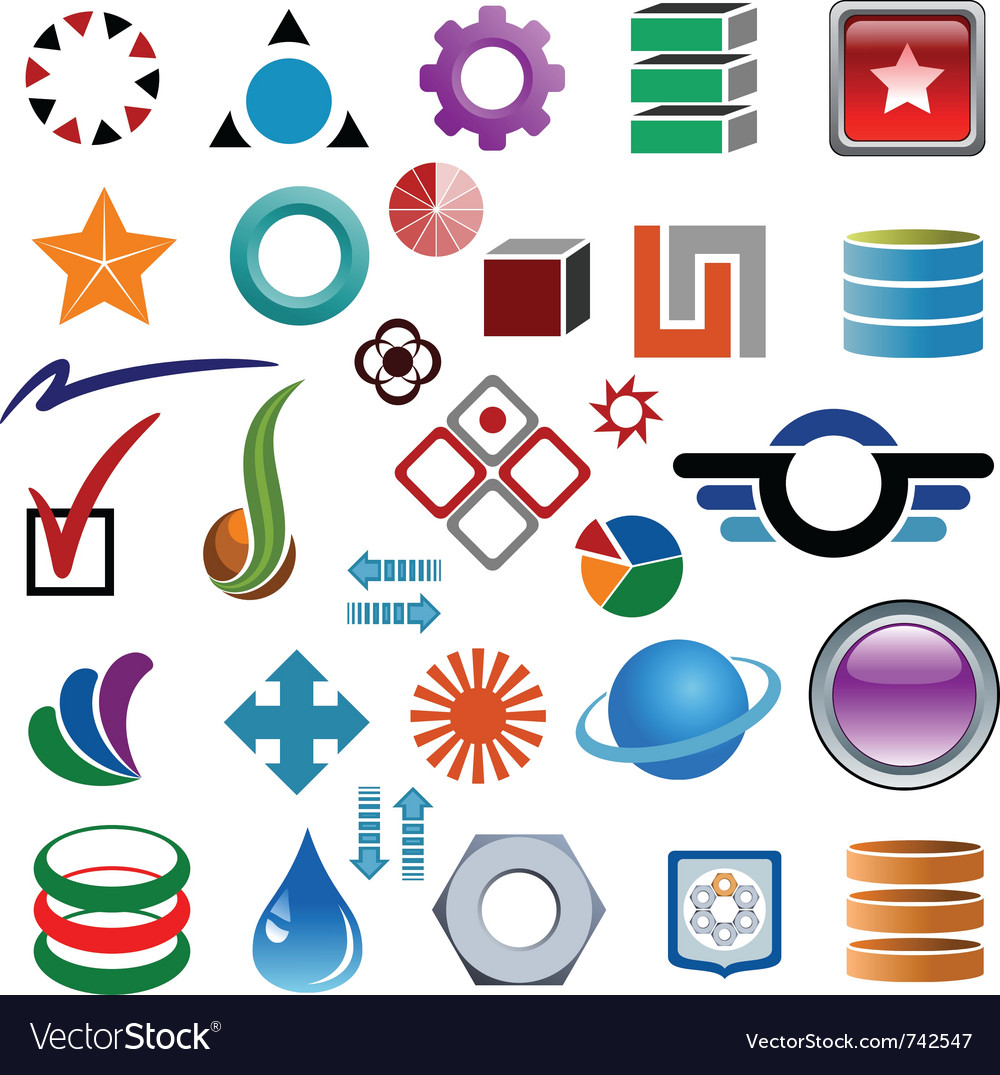 Logo designer vector | Price: 3 Credit (USD $3)