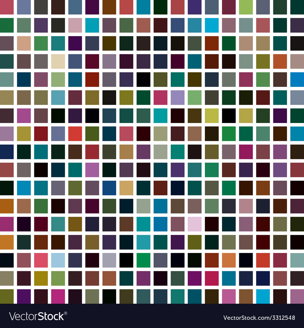 Abstract background with squares vector | Price: 1 Credit (USD $1)