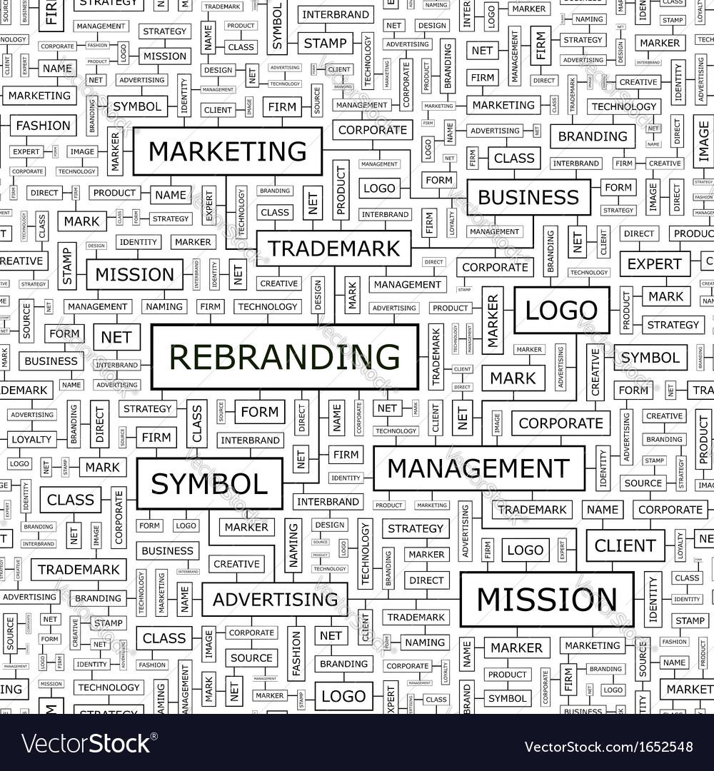 Rebranding vector | Price: 1 Credit (USD $1)