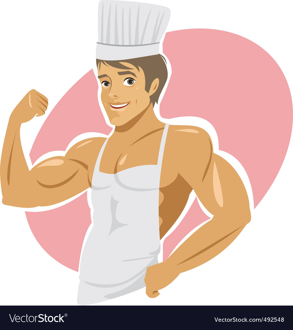 Super cook vector | Price: 1 Credit (USD $1)