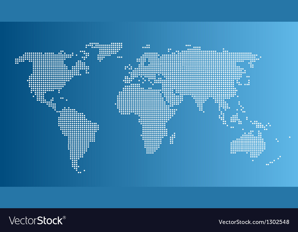 World atlas vector | Price: 1 Credit (USD $1)