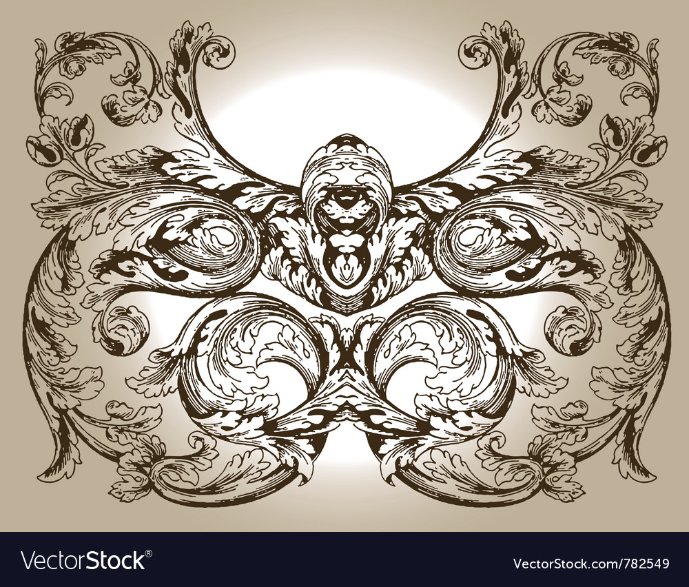 Design ornament vector | Price: 1 Credit (USD $1)