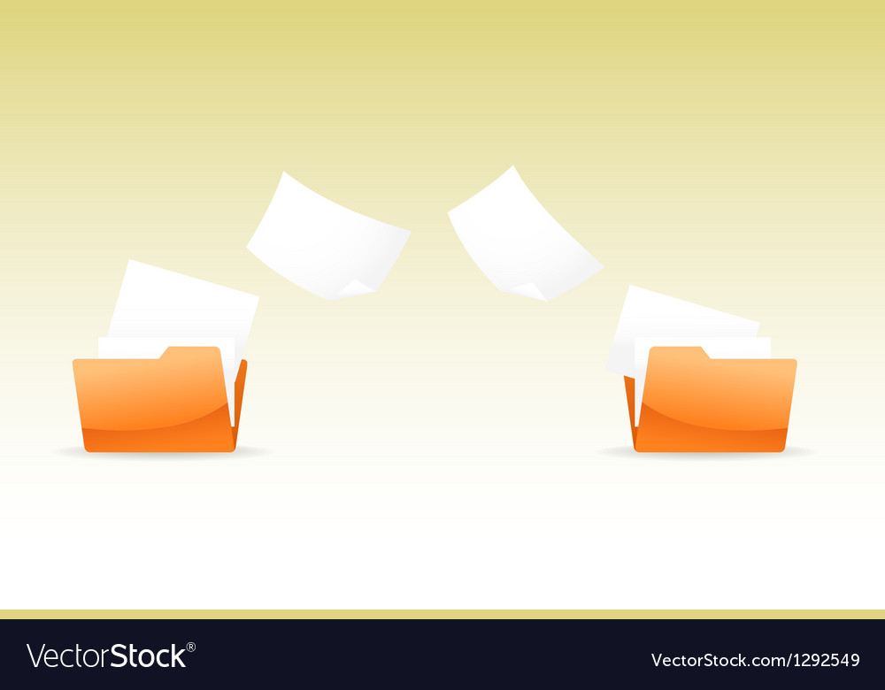 File transfer vector | Price: 1 Credit (USD $1)
