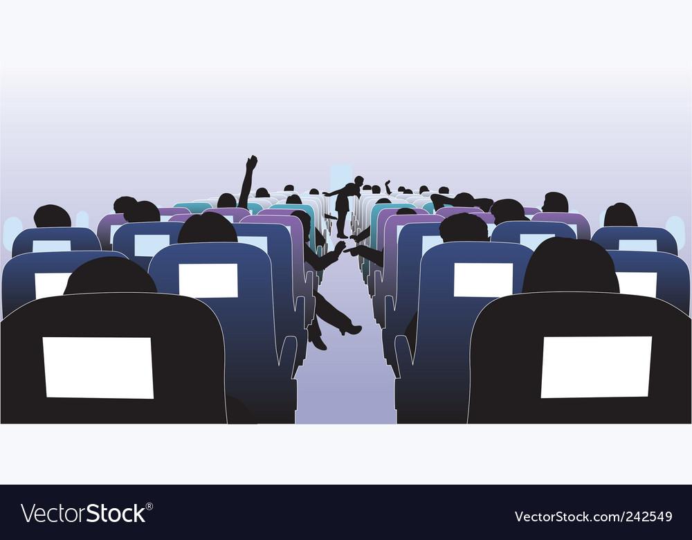 Passengers vector | Price: 1 Credit (USD $1)