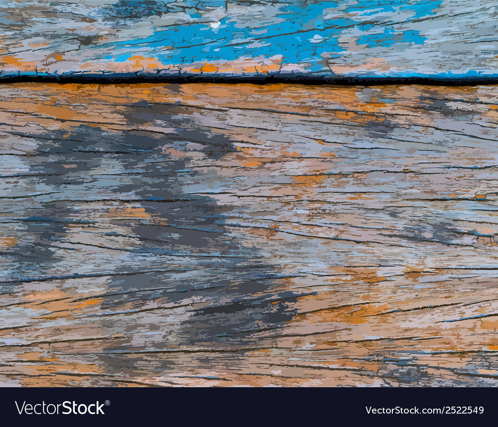 Tracing - texture and pattern of wooden plank vector | Price: 1 Credit (USD $1)