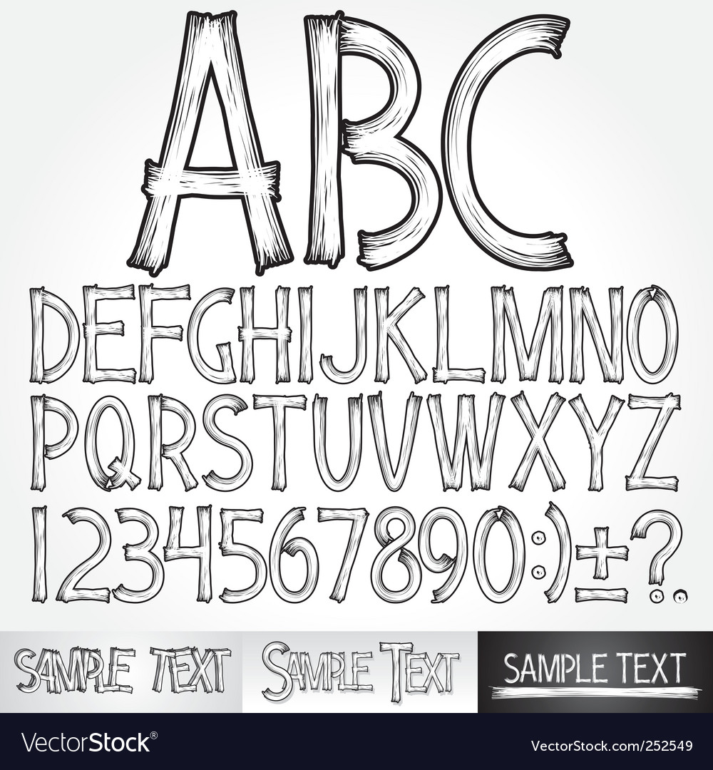 Typography vector | Price: 3 Credit (USD $3)