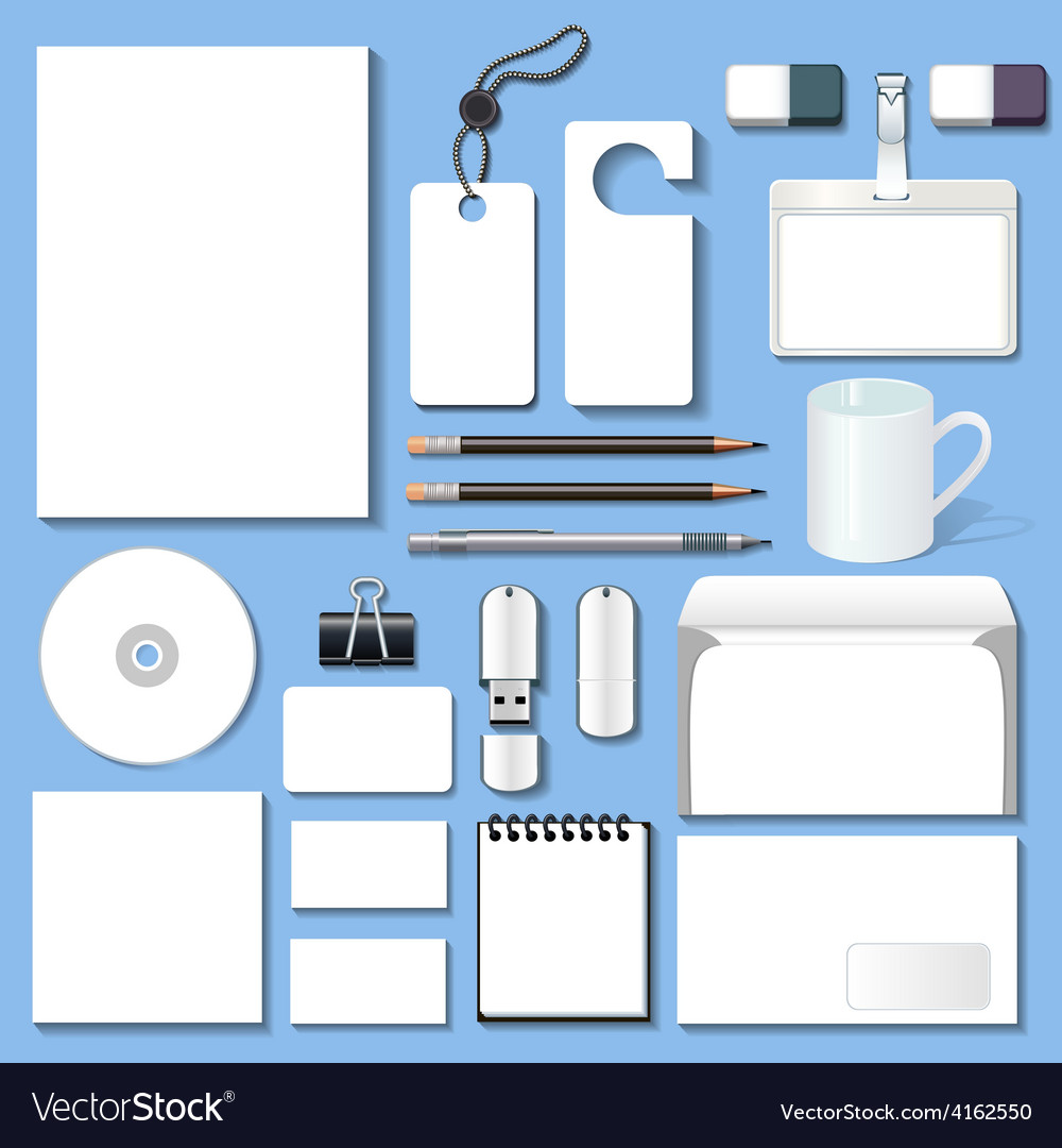 Set of design templates vector | Price: 1 Credit (USD $1)