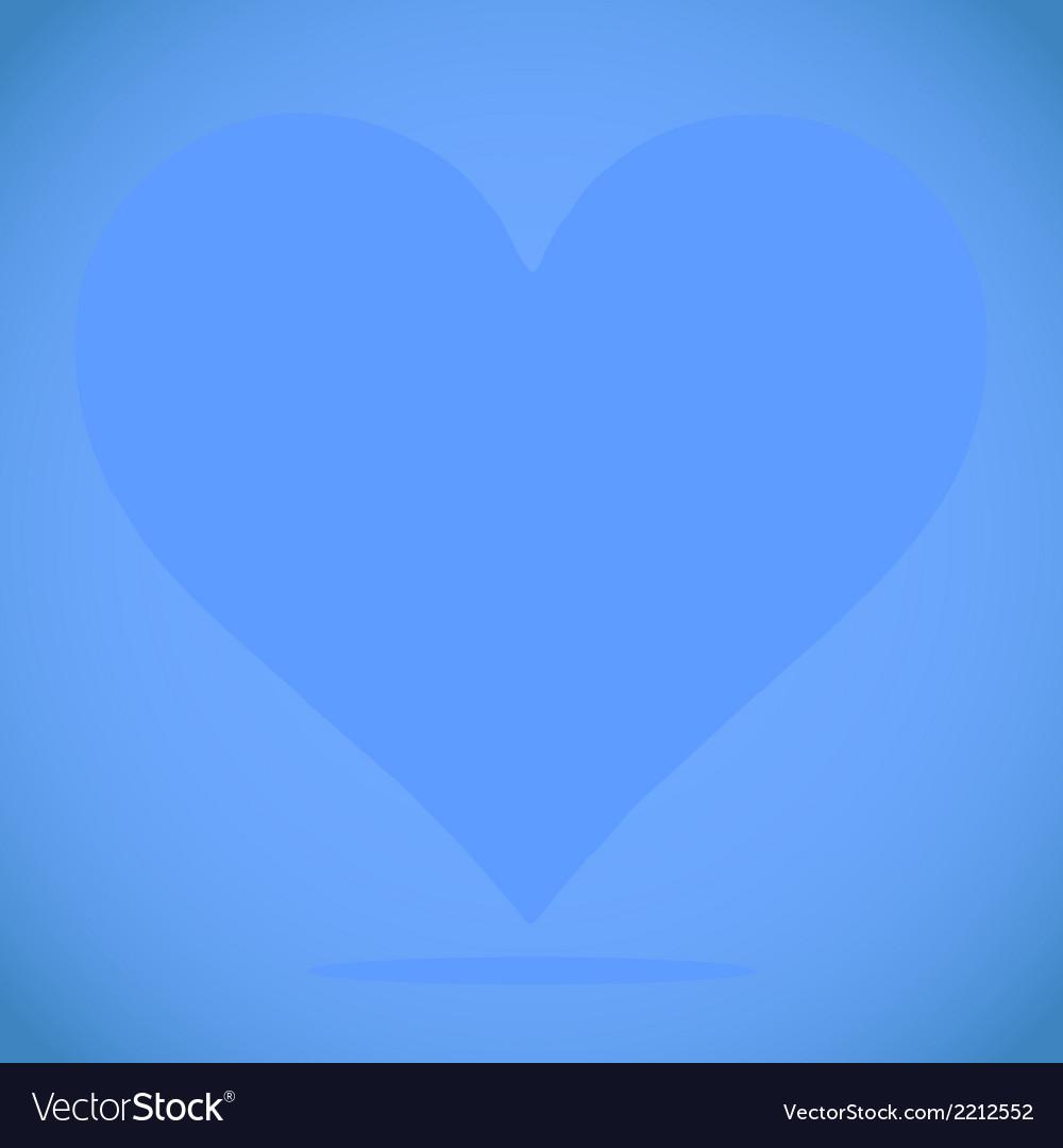 Big heart vector | Price: 1 Credit (USD $1)