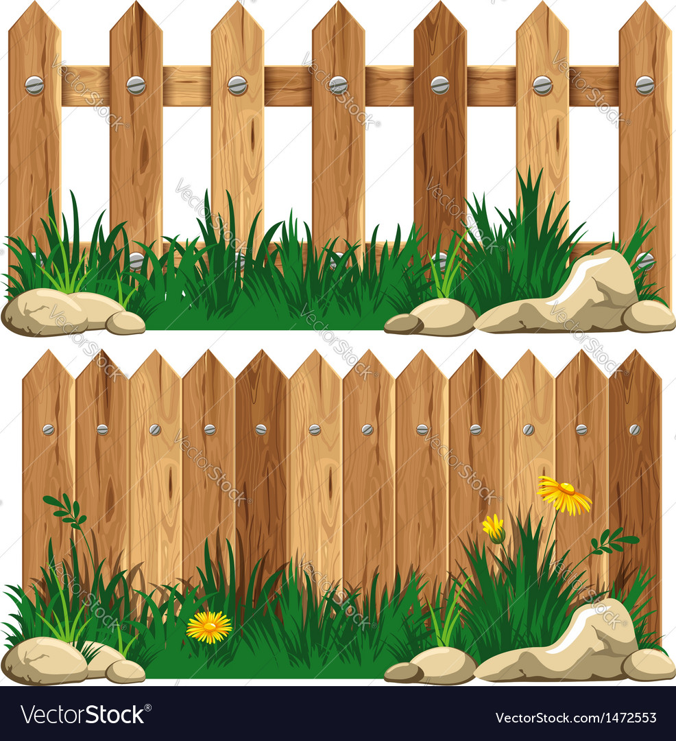 Fence vector | Price: 3 Credit (USD $3)