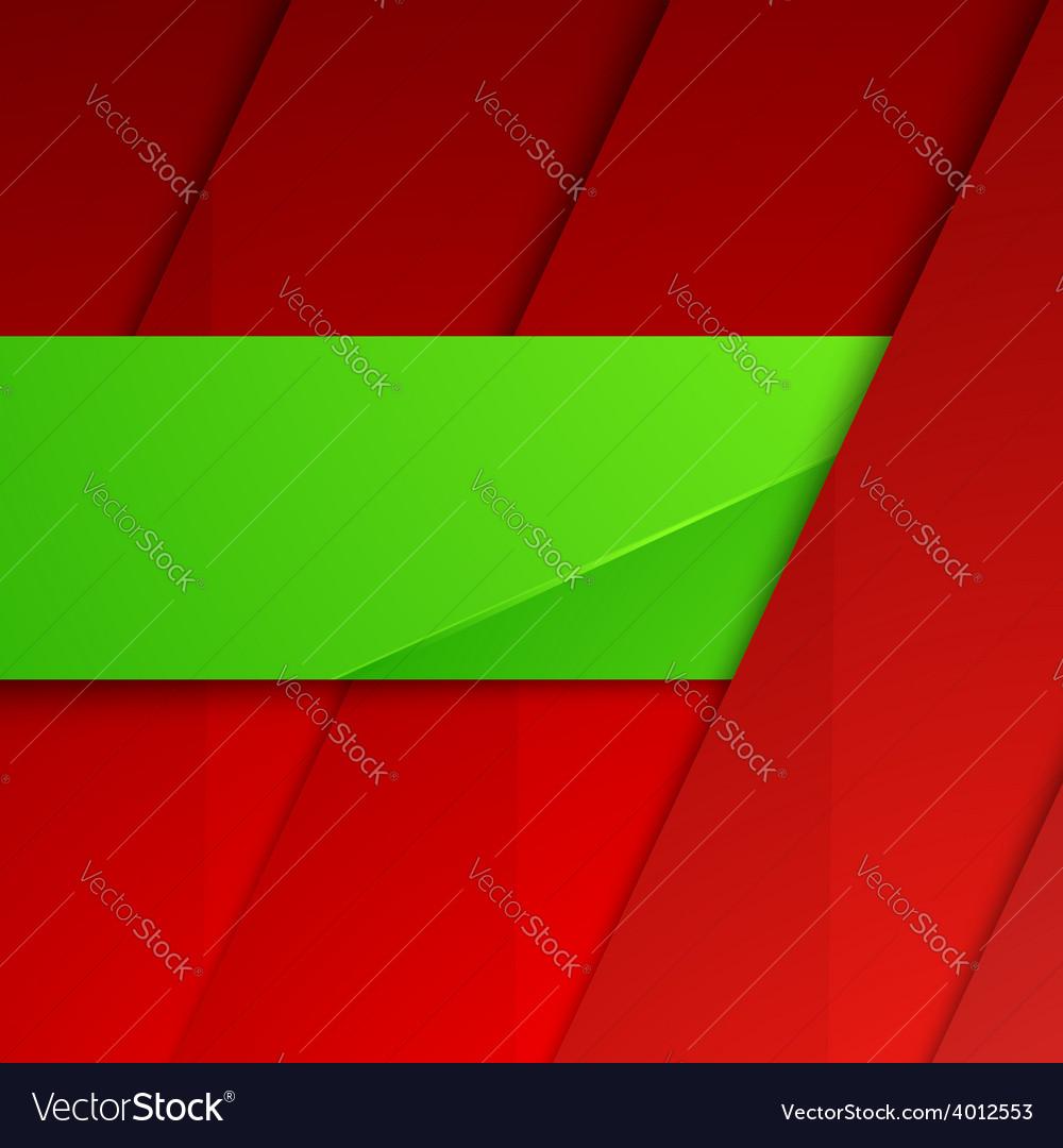 Modern layout layered background folder badge vector | Price: 1 Credit (USD $1)