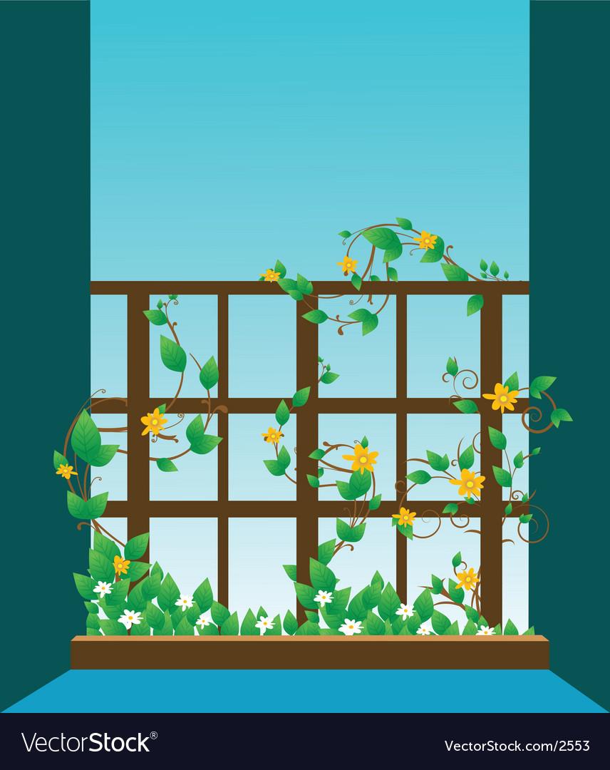 Window illustration vector | Price: 1 Credit (USD $1)