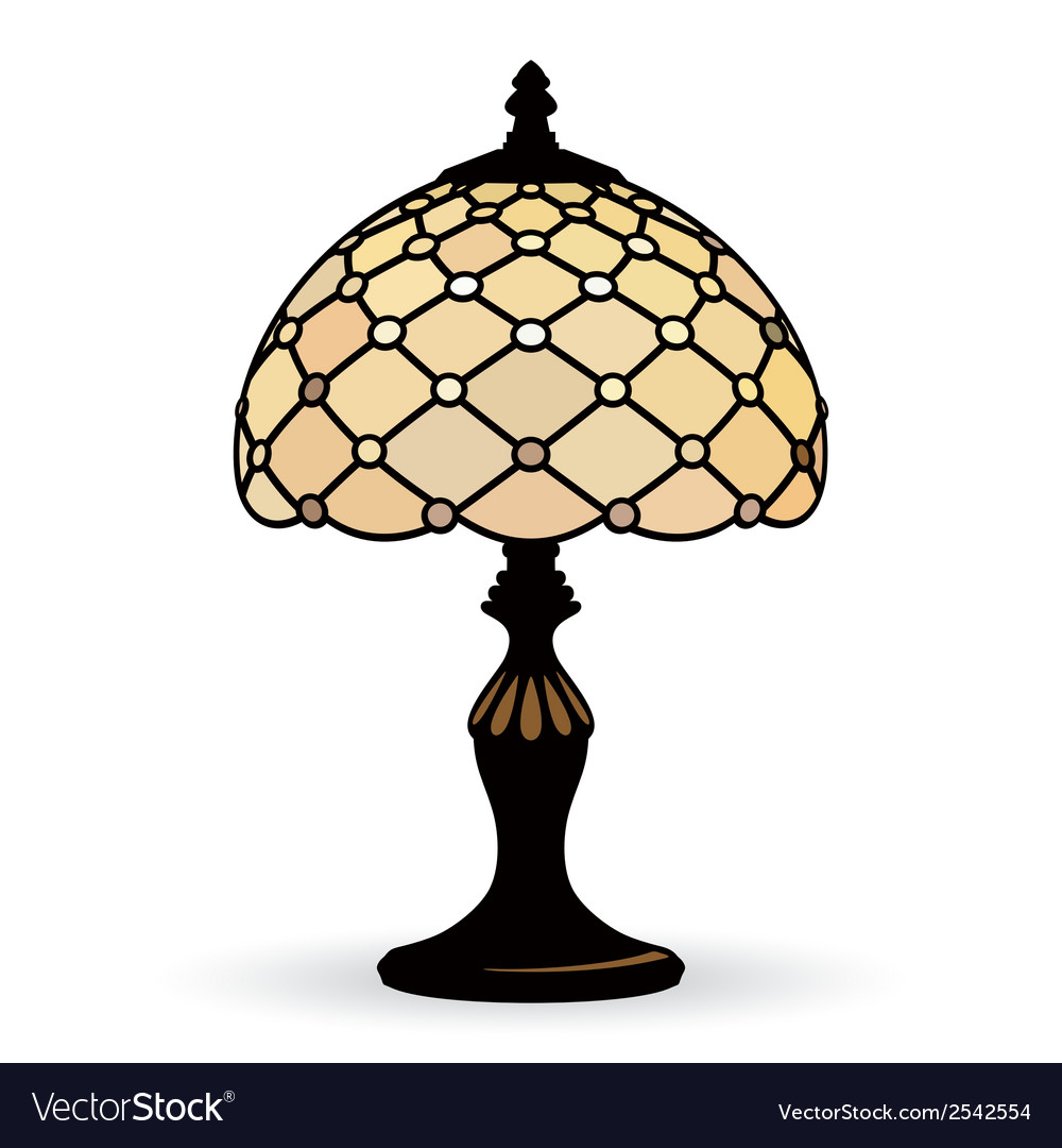 Old lamp vector | Price: 1 Credit (USD $1)