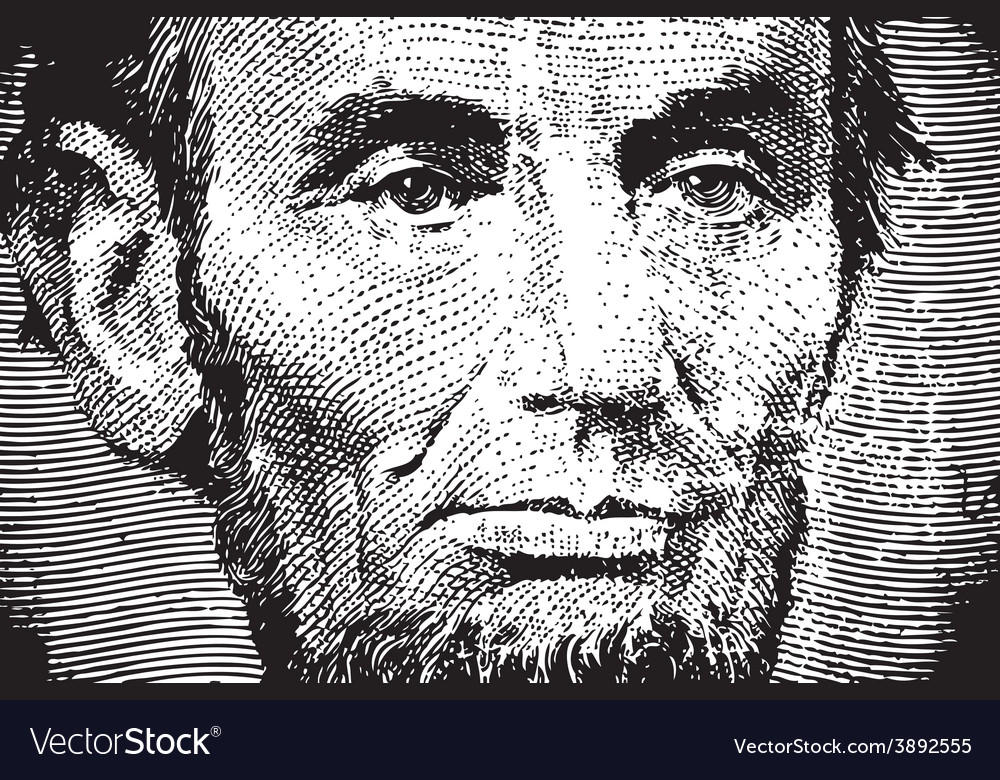 Lincoln vector | Price: 1 Credit (USD $1)