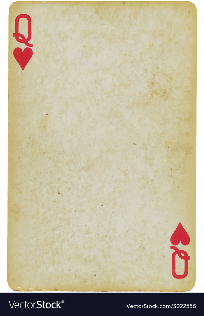 Playing card vector   Price: 1 Credit (USD $1)