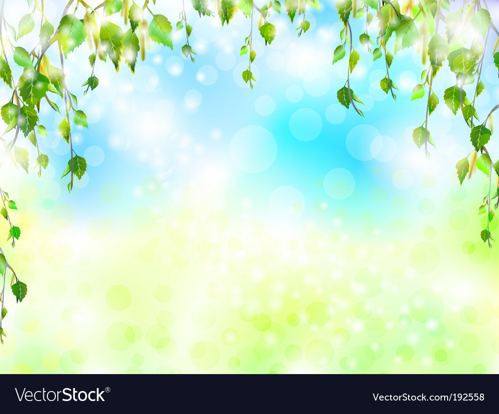 Bright summer vector | Price: 1 Credit (USD $1)