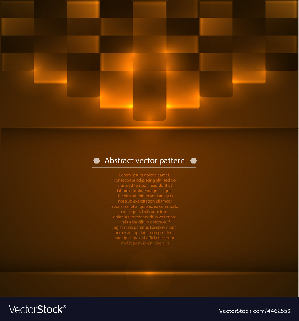 Abstract background with luminous accents vector | Price: 1 Credit (USD $1)