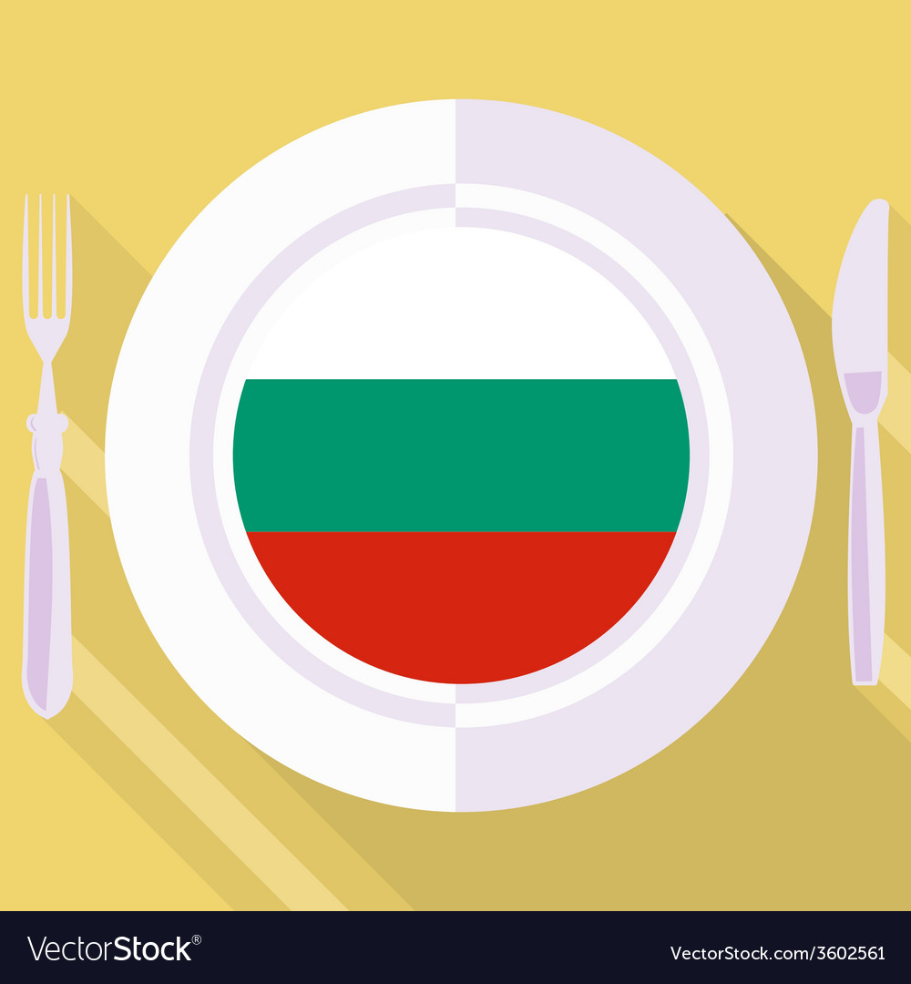 Kitchen of bulgaria vector | Price: 1 Credit (USD $1)