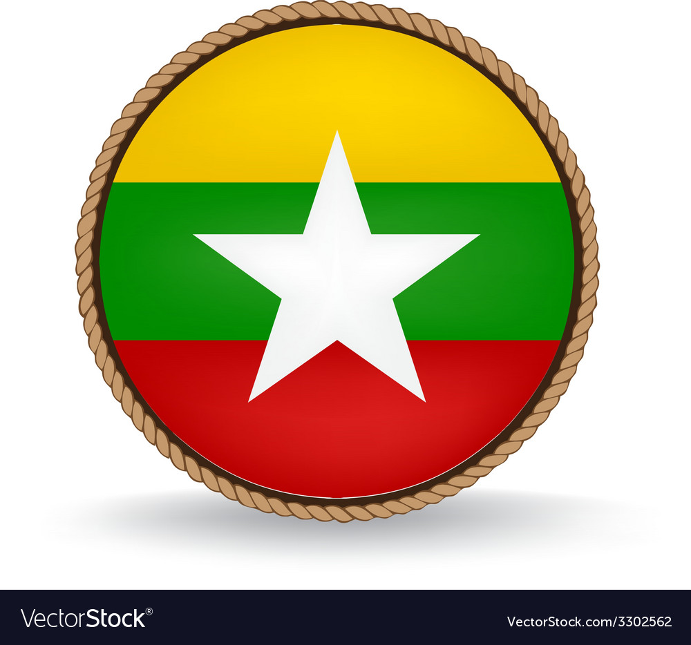 Myanmar seal vector | Price: 1 Credit (USD $1)