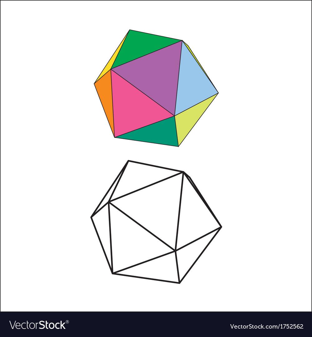 Platonic vector | Price: 1 Credit (USD $1)