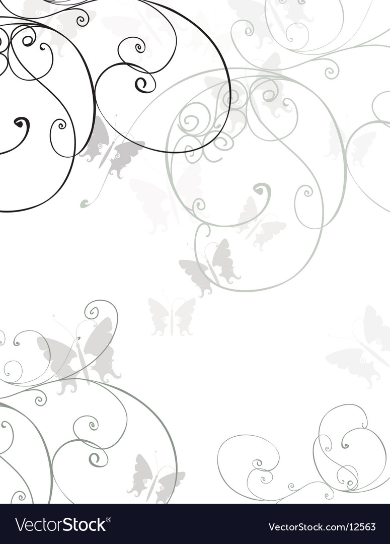 Swirl graphic vector | Price: 1 Credit (USD $1)