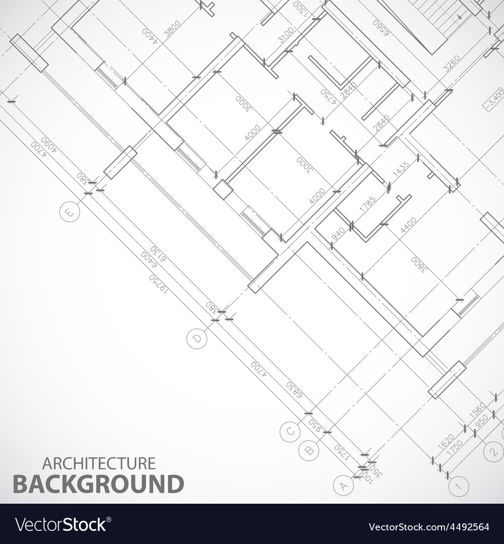 Black architecture background vector | Price: 1 Credit (USD $1)