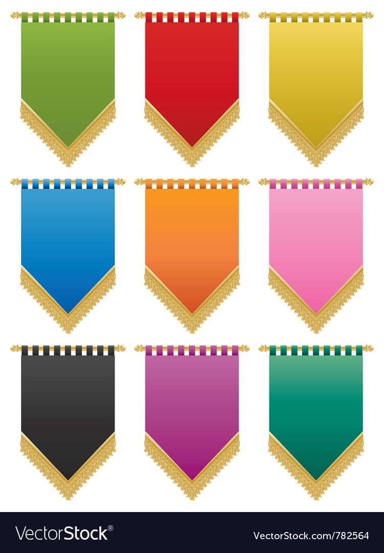 Wall hangings vector | Price: 1 Credit (USD $1)