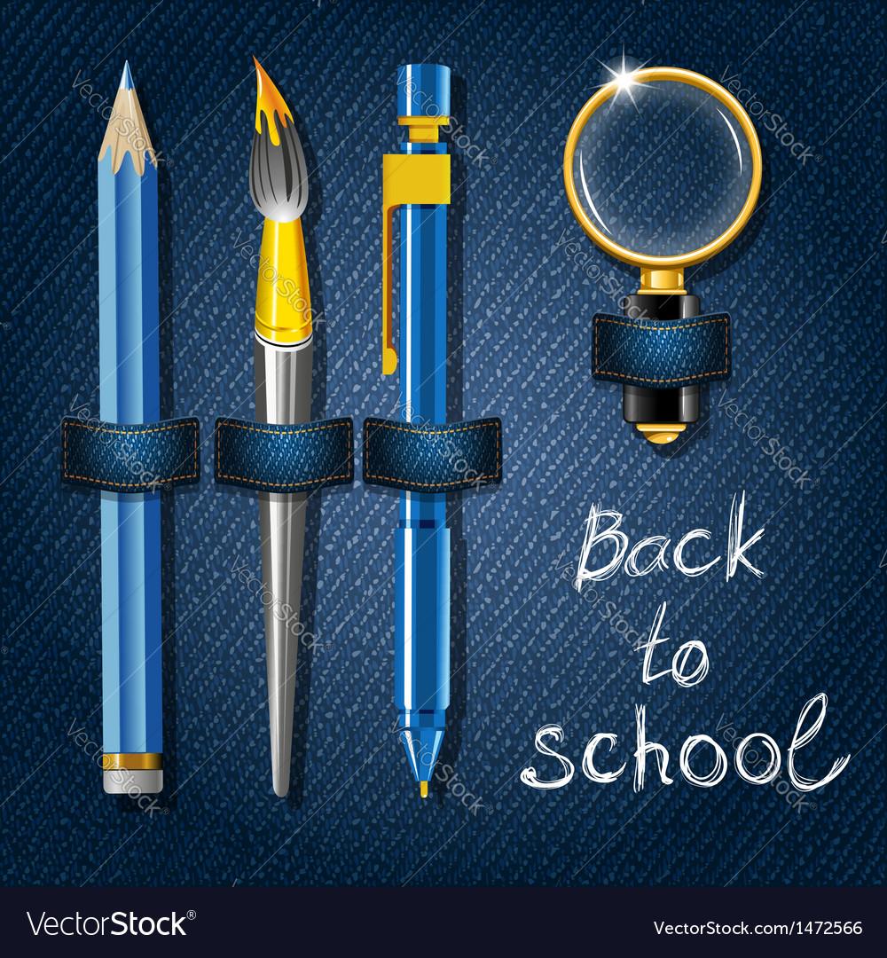 Back to school vector | Price: 3 Credit (USD $3)