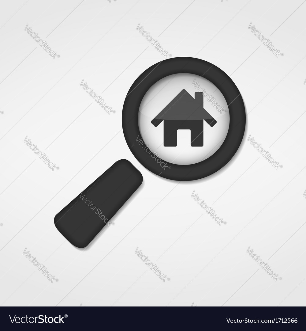 Search house vector   Price: 1 Credit (USD $1)