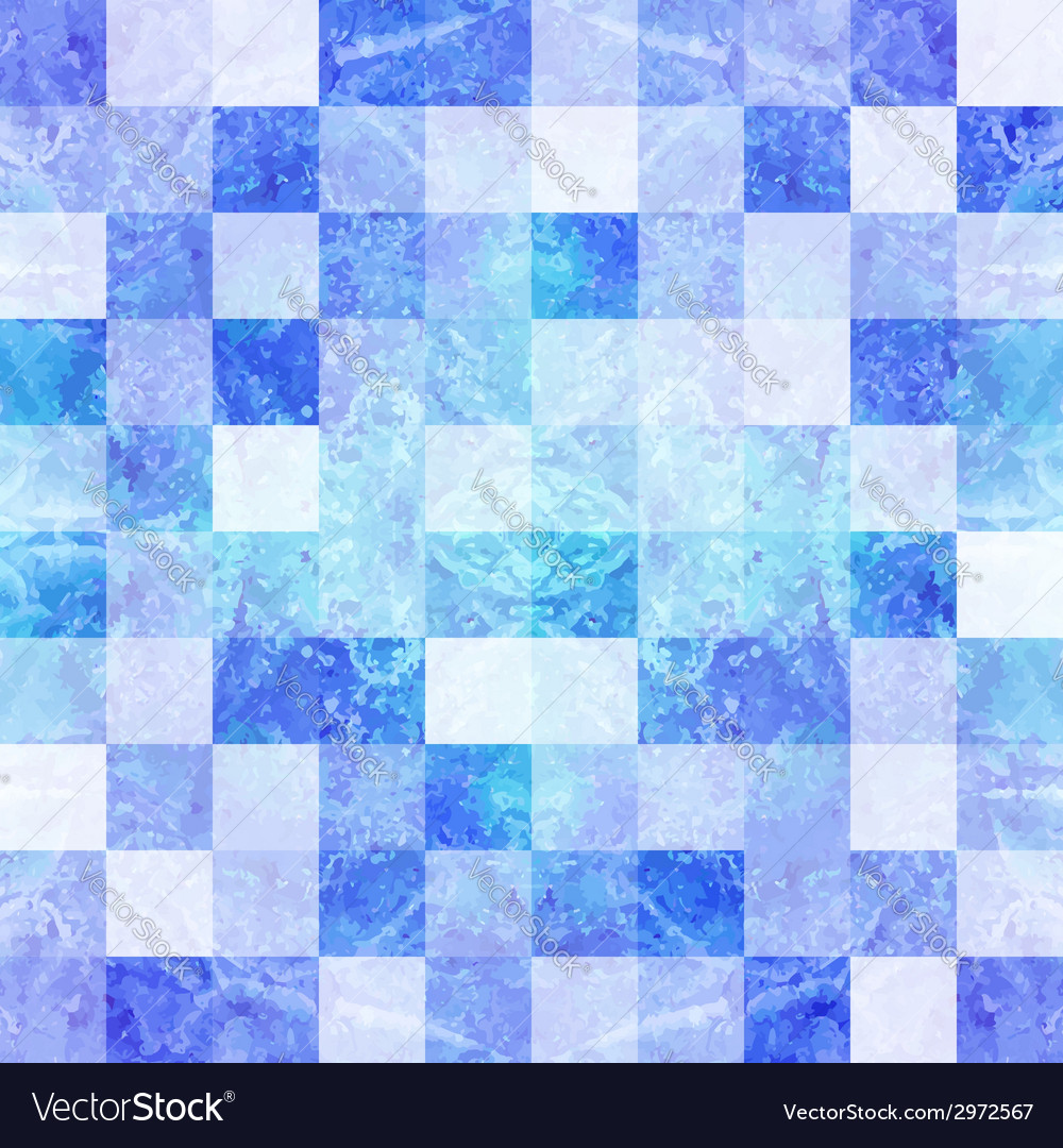 Seamless mosaic background vector | Price: 1 Credit (USD $1)