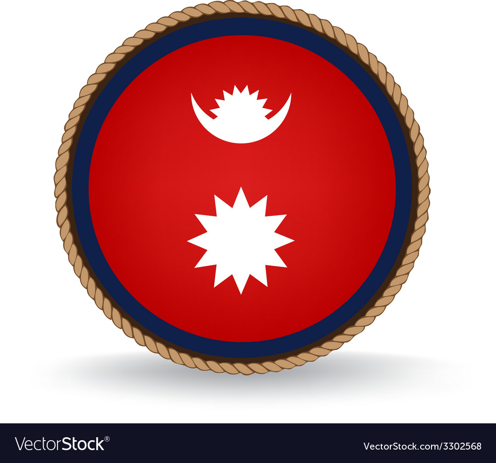 Nepal seal vector | Price: 1 Credit (USD $1)