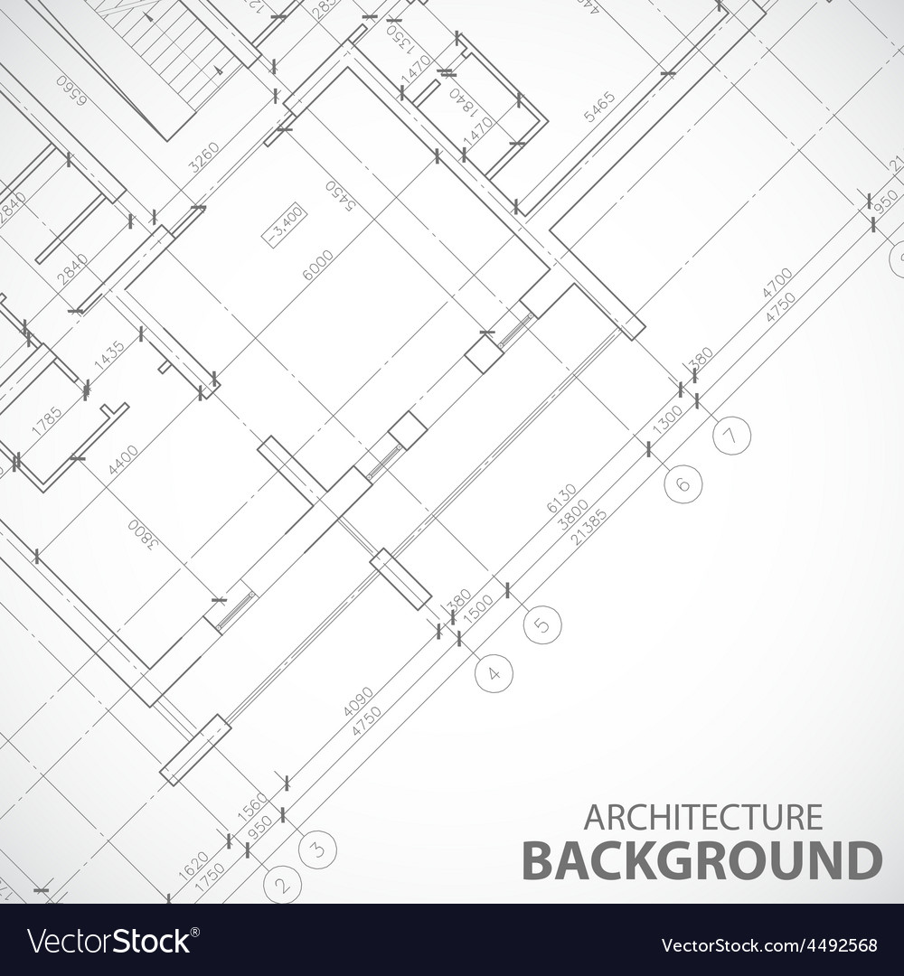 New black architecture background vector | Price: 1 Credit (USD $1)