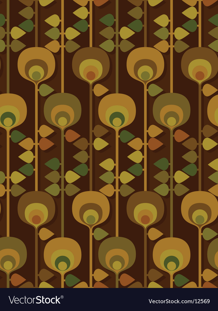 70s pattern vector | Price: 1 Credit (USD $1)