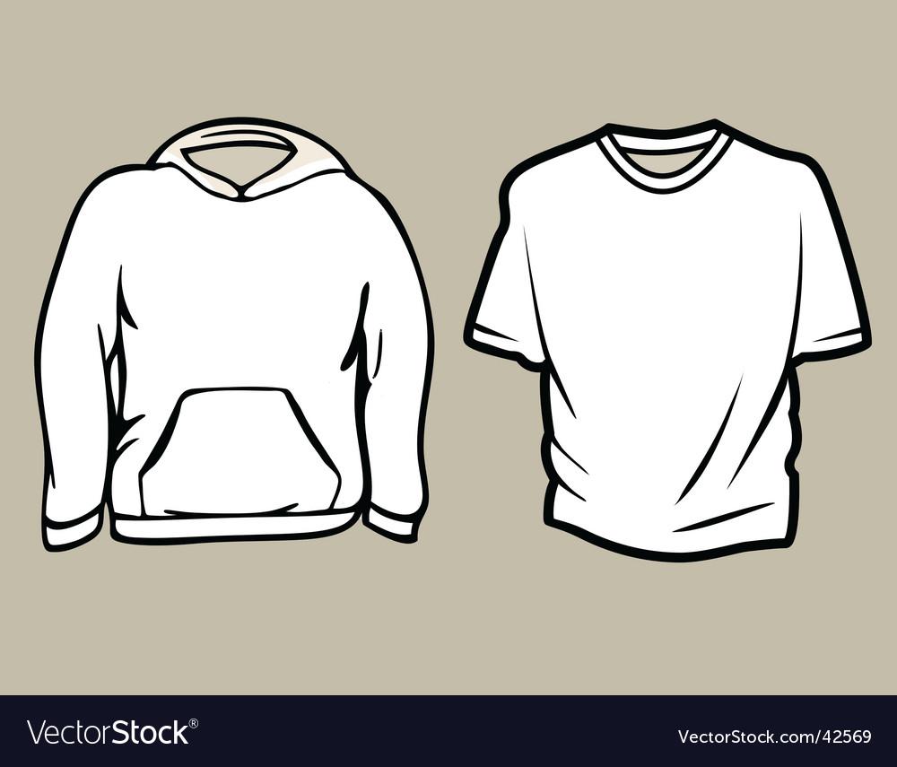 Apparel sketch template vector | Price: 1 Credit (USD $1)
