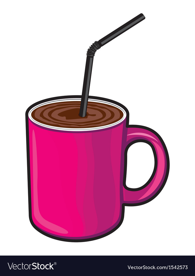 Coffee cup coffee mug vector | Price: 1 Credit (USD $1)