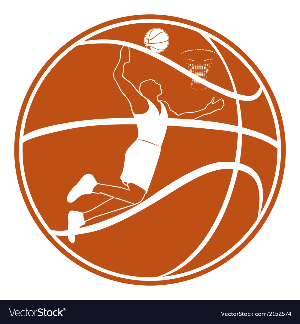 Basketball-2 vector | Price: 1 Credit (USD $1)