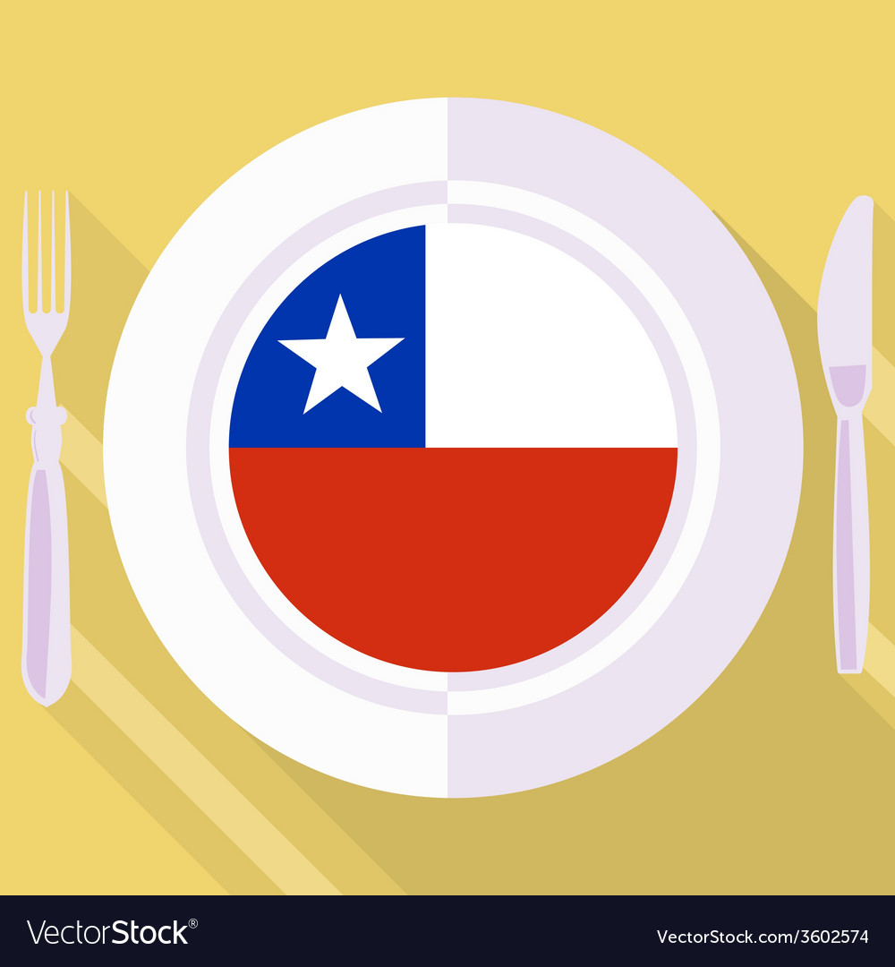 Kitchen of chile vector | Price: 1 Credit (USD $1)