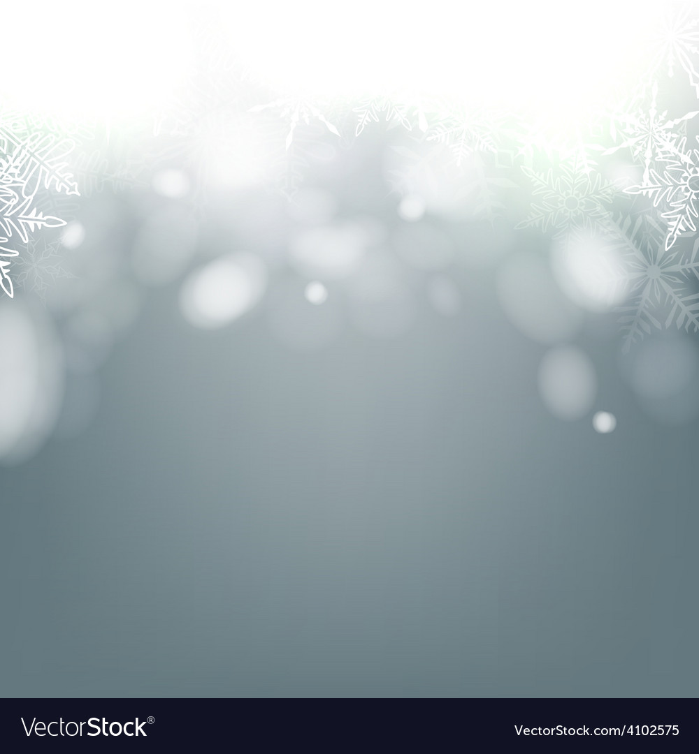 Christmas background with rotate bokeh vector | Price: 1 Credit (USD $1)