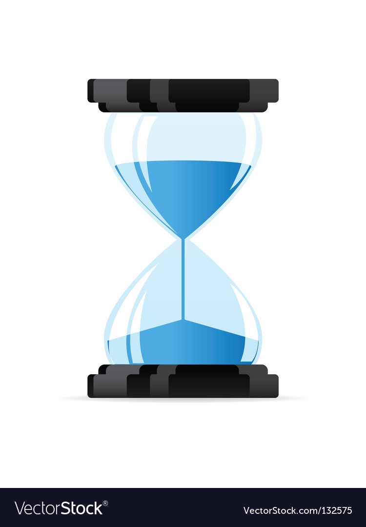 Hourglass icon vector | Price: 1 Credit (USD $1)